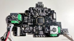 Main PCB of fake switch pro controller