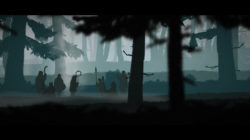 The Mooseman First Game Scene
