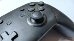 Analog Stick and buttons on fake pro controller