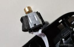 Rumble motor in fake controller