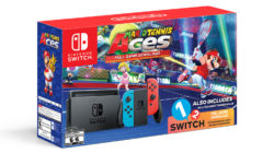 Nintendo Switch Mario Tennis Bundle Walmart