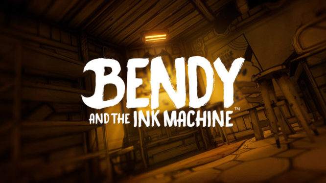 bendy and the ink machine is heading to nintendo switch this october
