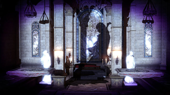 Dracula's Castle Stage Smash Bros