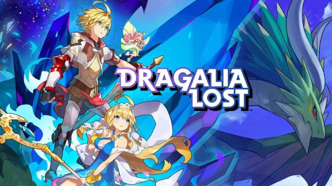 Dragalia Lost - Nintendo/Cygames