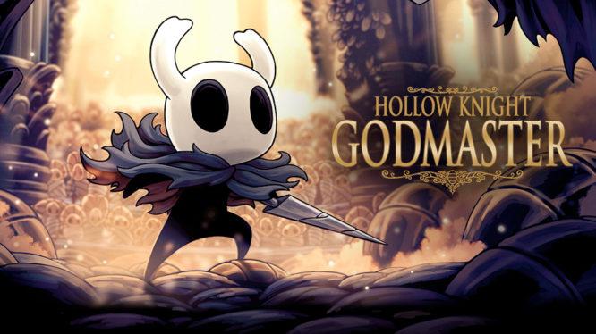 Hollow Knight Godmaster DLC Nintendo Switch