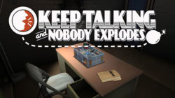 Keep Talking and Nobody Explodes Nintendo Switch