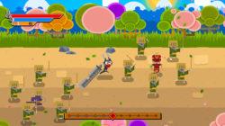 NINJIN Clash of Carrots Screenshot