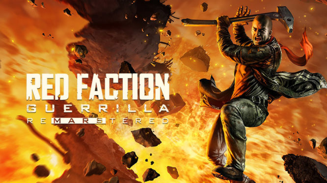 Red Faction: Guerrilla Re-Mars-tered may be coming to