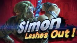 Simon Belmont Super Smash Bros Ultimate