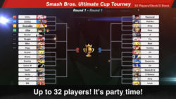 Tourney Mode Super Smash Bros Ultimate