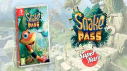 Snake Pass Nintendo Switch Physical