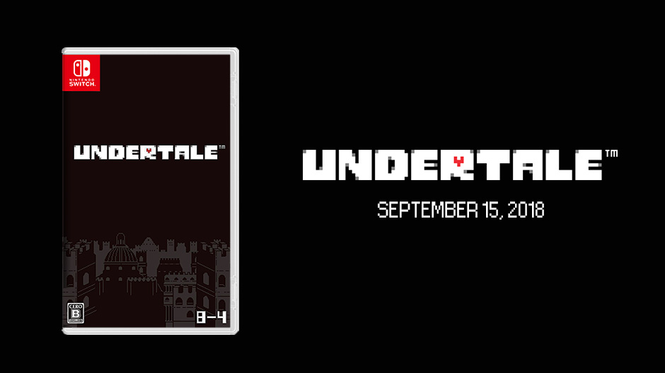 Undertale for Switch gets a September release date