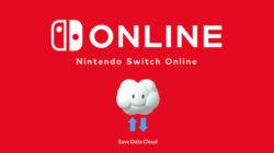 Save Data Cloud - Nintendo Switch Online