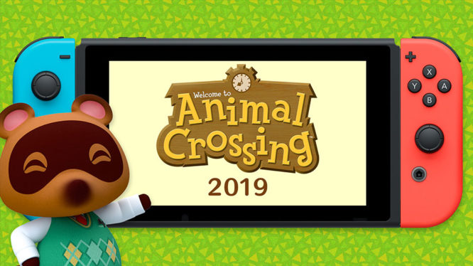 Animal Crossing for Nintendo Switch