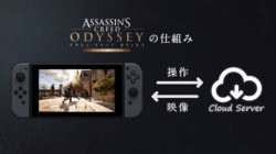Assassin's Creed Odyssey Nintendo Switch