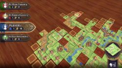 Carcassonne on Switch