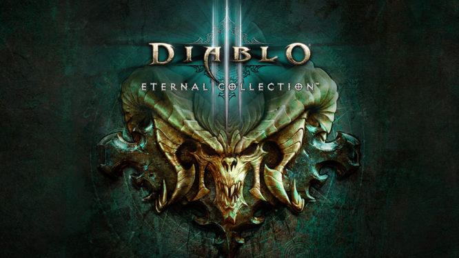 Diablo III: Eternal Collection Nintendo Switch Official Art
