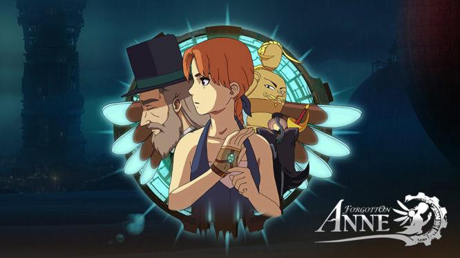 Forgotten Anne Nintendo Switch Announcement