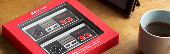 Nintendo Switch Online exclusive offers NES Controller