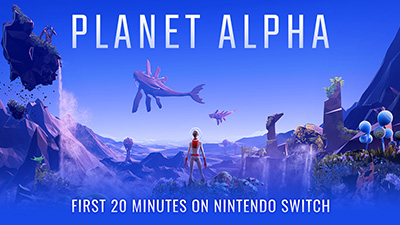Planet Alpha Nintendo Switch Gameplay - First 20 Minutes (Docked) Video