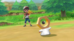 Meltan Pokemon Let's GO mythical