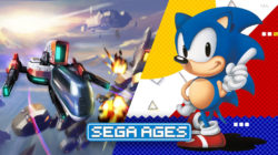 Sega Ages Nintendo Switch Launch