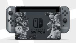 Super Smash Bros. Ultimate limited edition console