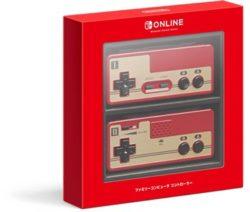 Nintendo Switch Famicom Controllers