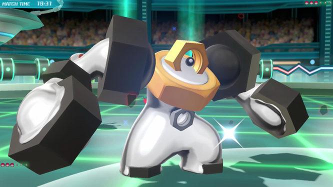 Melmatel Meltan evolution Pokemon Let's Go