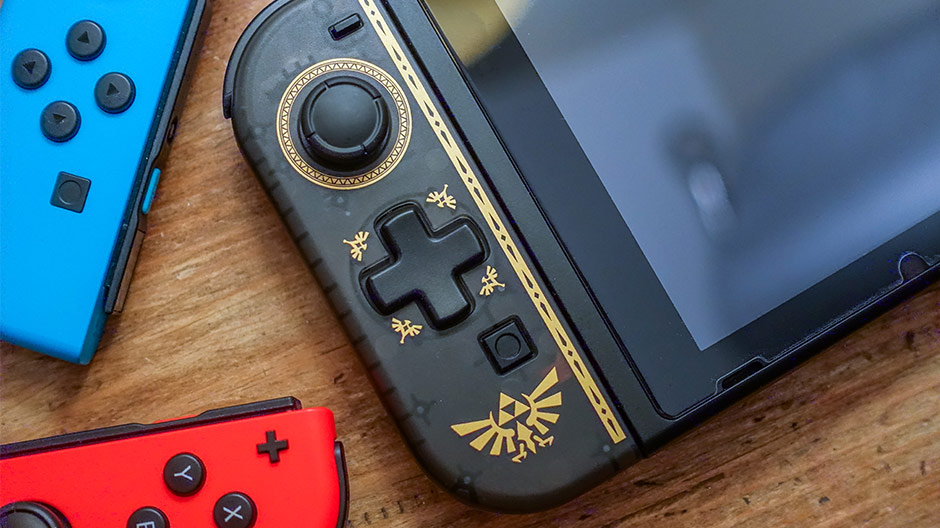Docked Mode Fortnite Sucks The Hori D Pad Controller Does It Hold Up As A Joy Con Alternative Lootpots