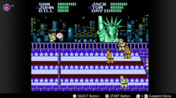 Super Dodge Ball NES Nintendo Switch