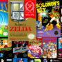 Zelda Special NES game on Switch Description