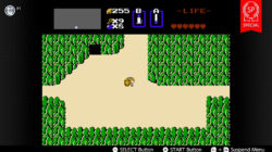 The Legend of Zelda Special NES Switch Game Screenshot