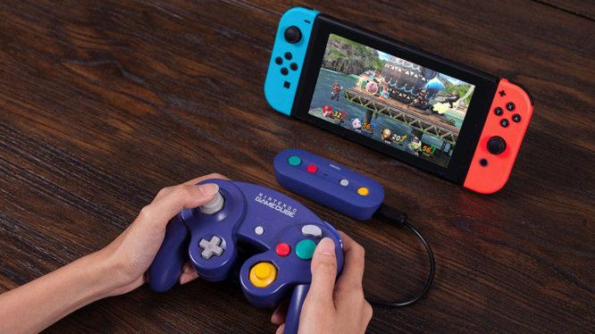 8BitDo GameCube Wireless Adapter