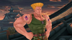 Guile comes to Smash as an Assist Trophie