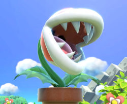 Piranha Plant Fighter
