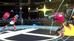 Spring Man ARMS assist trophy Smash Ultimate