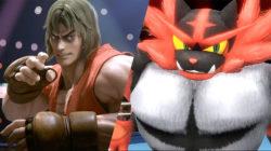 Ken and Incineroar