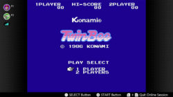 TwinBee NES Game Switch Online
