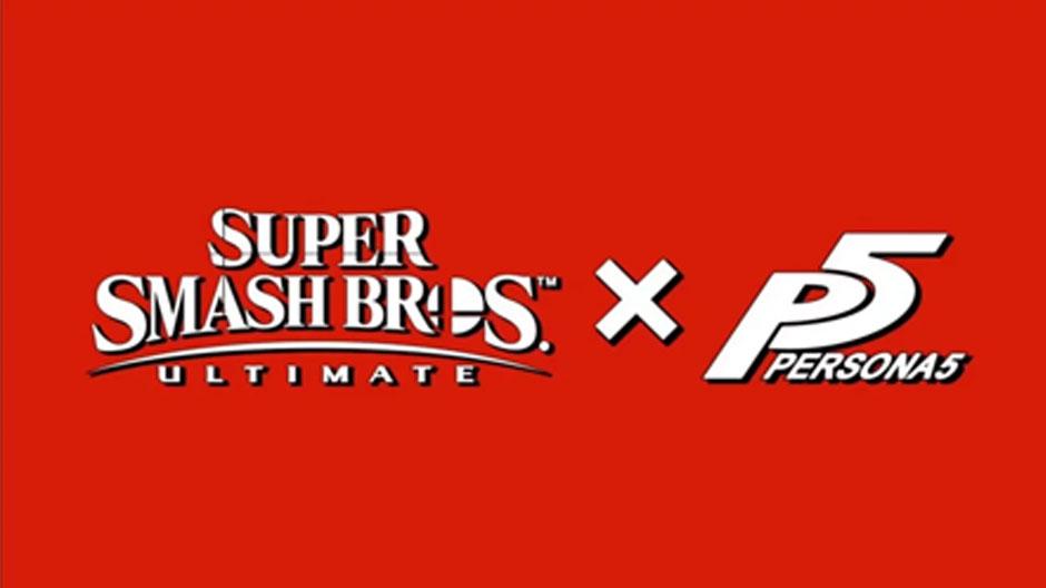 Super Smash Bros. Ultimate - Persona 5