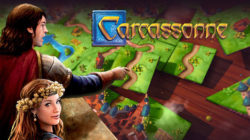 Carcassonne on Nintendo Switch