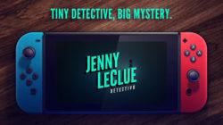 Jenny LeClue Nintendo Switch