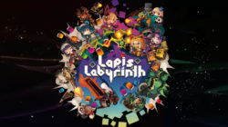 Lapis x Labyrinth Logo Art Switch