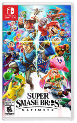 Super Smash Bros Ultimate Boxart