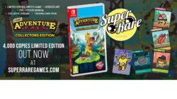 Adventure Pals Nintendo Switch Banner