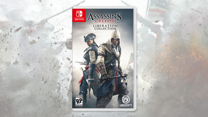 Assassin's Creed Liberation Collection Switch