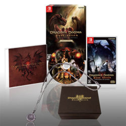 Dragon's Dogma Switch - Japanese Collectors Edition