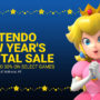 Nintendo New Year's Digital Sale