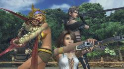 Final Fantasy X HD Nintendo Switch