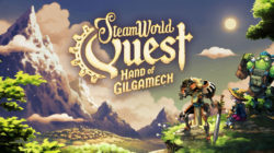 SteamWorld Quest: Hand of Gilgamech Nintendo Switch